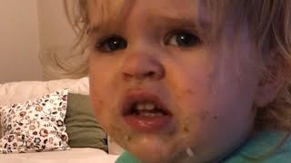 Little Girl Regrets Trying Wasabi -  984907