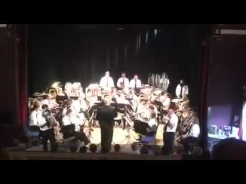 'Barcelona' by Freddie Mercury and Montserrat Caballe, performed by Langley Band