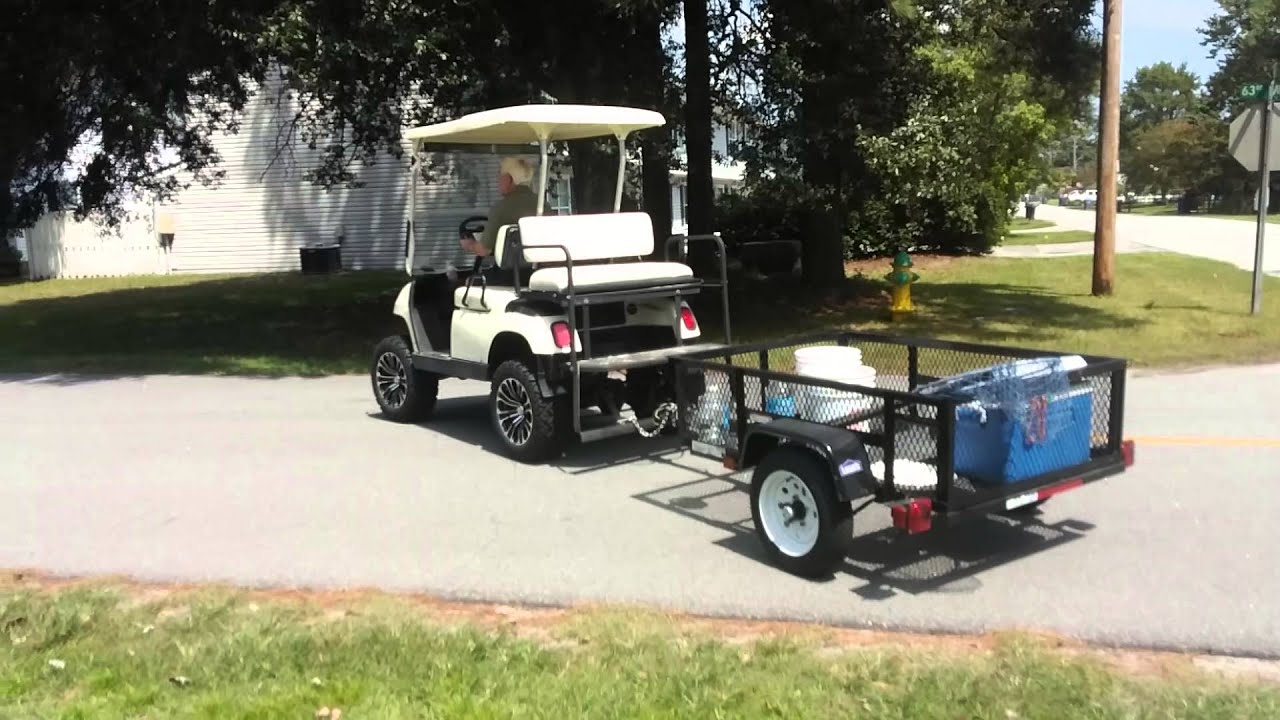 Wheel Yamaha Golf Cart
