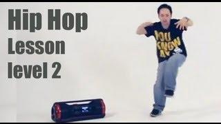 Уроки хип-хопа: прокачиваем бедра! Обучающее видео hip hop