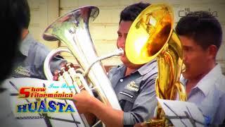CHARAPITA & AQUELLA  TARDE  - Gran Banda Show Filarmónica Huasta