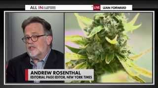 New York Times Calls for End of Marijuana Prohibition (July 28, 2014 - MSNBC)