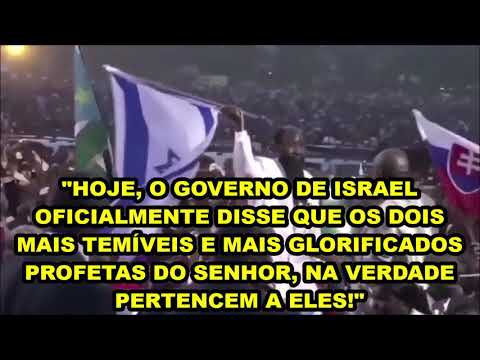 Baixar 02-07-2019 O GOVERNO ISRAELENSE OFICIALMENTE RECONHECE OS SEUS MAIS TEMÍVEIS PROFETAS