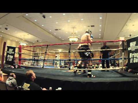 Justin Walker, 2014 IKF World Muay ThaiKickboxing Tournament in Orlando FL