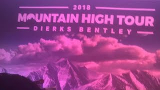 Dierks Bentley on The Mountain High Tour-VIP Tent Experience - Raleigh,NC