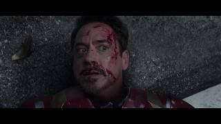 Captain America Civil War/Первый мститель: Противостояние/Лучшая сцена