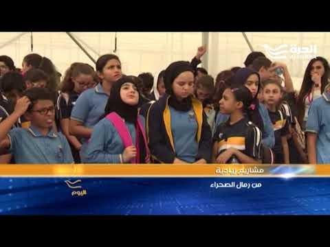وسط صحراء ابوظبي الحارة.. نتعّرف على قصة حامد ومشروعه الريادي في الصحراء!  - 22:21-2017 / 12 / 10