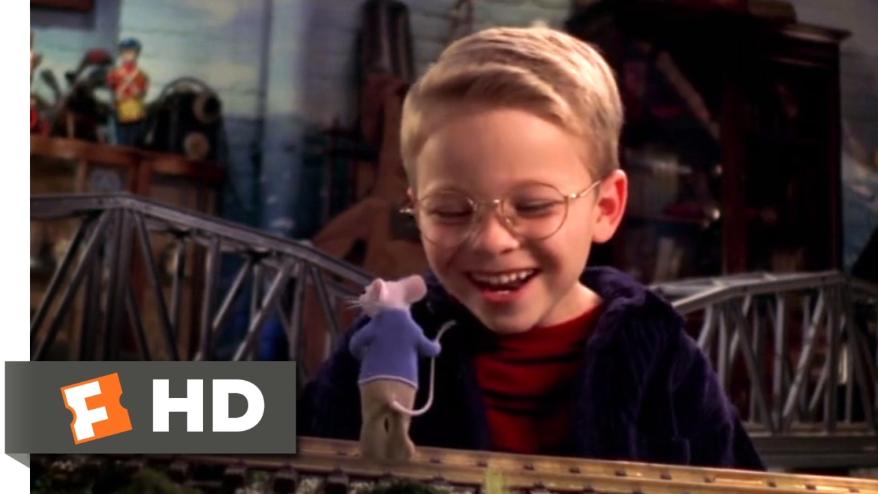 Stuart Little 1999 Playing With George Scene 4 10 Movieclips Youtube