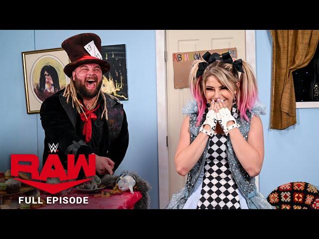 WWE Raw Full Episode, 26 October 2020
