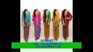 Fahion Idola | Gamis | Blus | Dress | Busana muslim | Songket | Batik | Kaftan