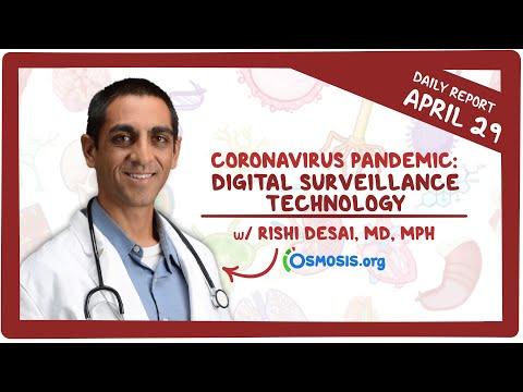 Digital Surveillance Technology: Coronavirus Pandemic—Daily Report With Rishi Desai, MD, MPH