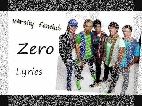 Zero - Varsity Fanclub