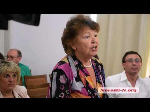 Новости-N: Жительница Ракетного Урочища просит почистить реку и пустить электробусы