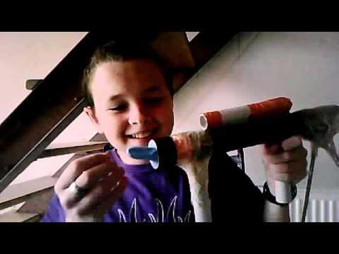 Comment faire un pistolet a bille youtube - Comment fabriquer un pistolet ...