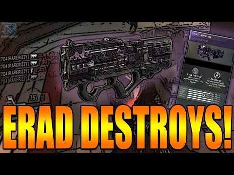 "The Legendary ""ERAD DESTINY"" just DESTROYS in INFINITE WARFARE!"