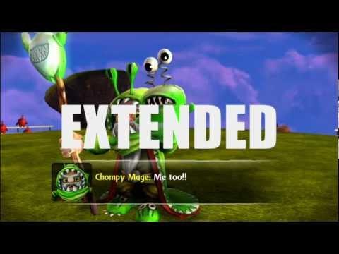 [♪♫] Chompy Mage Boss [Extended] | Skylanders Giants Music