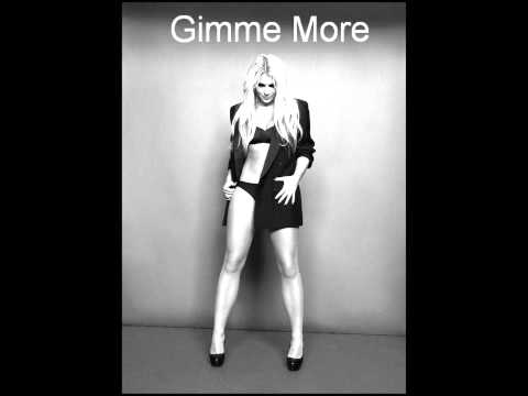 Britney Spears  Gimme More Extended Stems