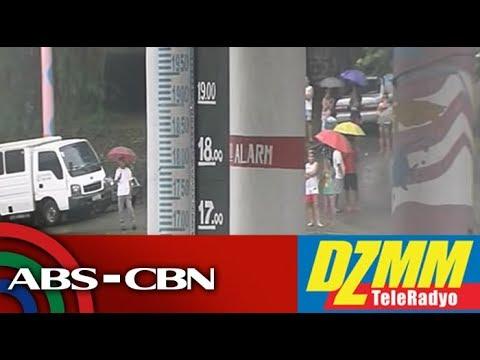 Marikina implements voluntary evacuation as river rises