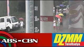 DZMM TeleRadyo: Marikina implements voluntary evacuation as river rises