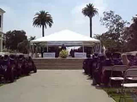 Puya Partow's Graduation Speech (1) - Loyola Law School