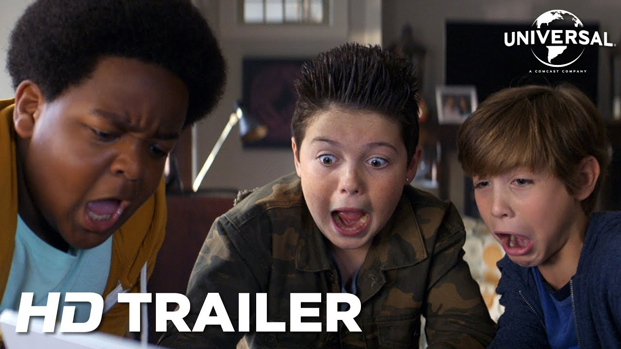 Good Boys | Red Band Trailer 1 | Universal Pictures International