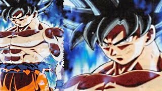 Goku Awakened NEW FORM Transformation In The Tournament Of Power Dragon Ball Super
