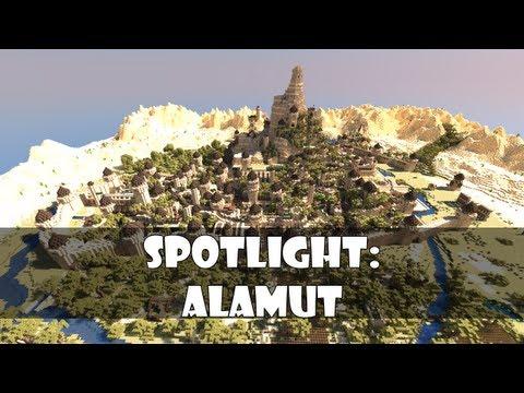 Spotlight: Persian city Alamut