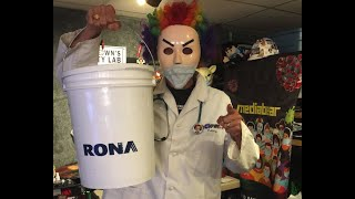 Rona Bucket Challenge SEP-21 and SafetyChat