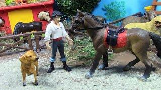 2015 Farm Animals Toys Series Surprise Eggs! Animales Granja Serie huevos Sorpresa!