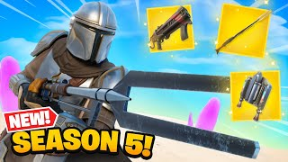 *NEW* SEASON 5 FORTNITE (INSANE)