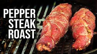 Pepper Steak Roast recipe