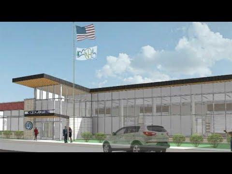 New Hope City Hall & Police Station Construction Starting Soon