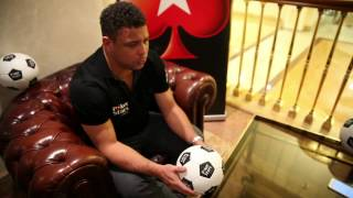 КФ! Эксклюзивное интервью Роналдо Картавому Футбола!