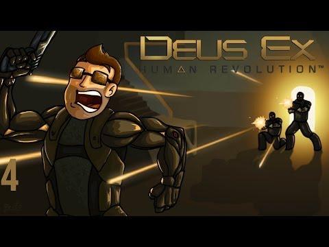 DEUS EX HR - Episodio 4 - Super Hacker