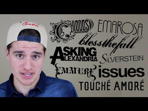Jarrod Alonge - How To Pronounce Band Names #1