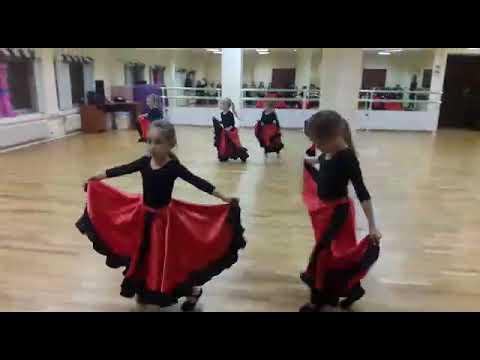 Открытый урок Шоу-балет (5-7 лет)
