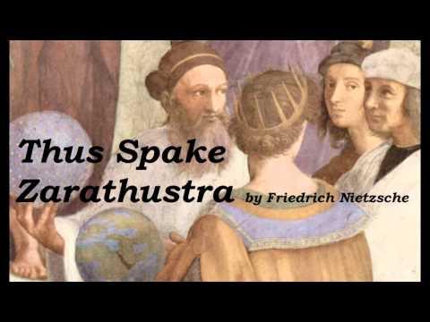 Nietzsche: Thus Spake Zarathustra PART 2 Audio Book - German Philosophy (2 of 2)