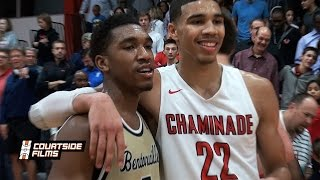 Duke Commit Jayson Tatum vs Kentucky Commit Malik Monk - Combined For 76 Points!