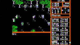 The Magic Candle - Combat - Apple II