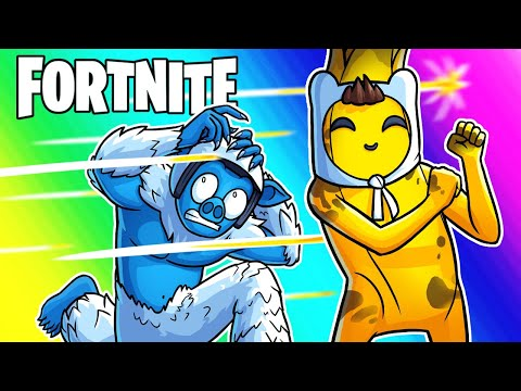 Fortnite Funny Moments - Runners VS Laptop Sniper Death Run!