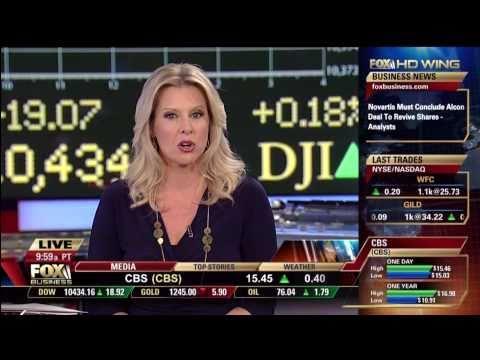Fox Business - Cheryl Casone 09 10 10