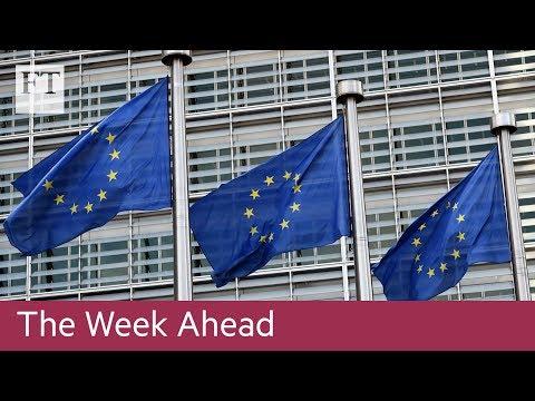 EU summit, UK bank results, Walmart earnings