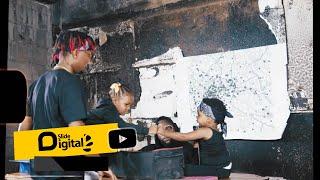 Billnas ft Roma  -  Funga Geti [Official Music Video] Sms 8671238 to 15577 Vodacom Tz