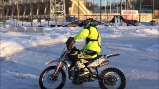 Тест Kayo 125 от Rolling Moto