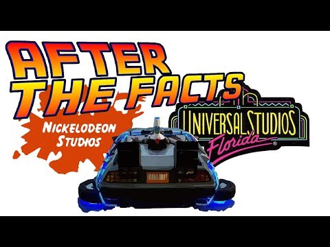 Top 5 After the Facts: Nickelodeon Studios Florida