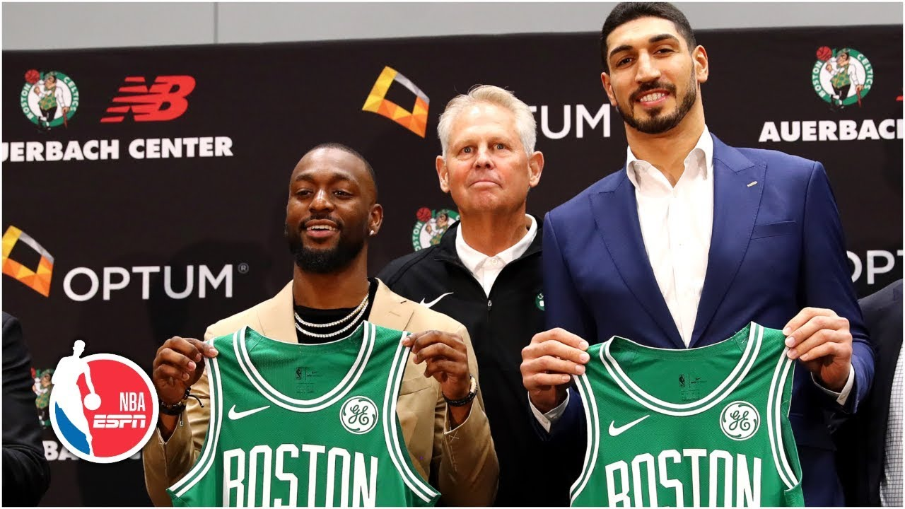 Boston Celtics, Kemba Walker made basketball look fun again in ...