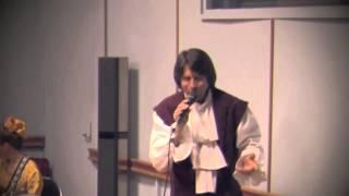 видео: Сегодня я вижу особенно грустен твой взгляд (Н.Гумилёв) - by Rustem +Innessa on guitar