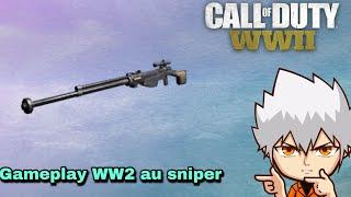 Gameplay Sniper sur WW2