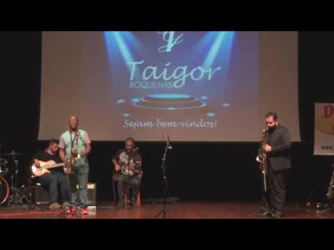 Wave - Com Jonas Lucio E Davi Calixto - WorkShop Boquilhas Taigor (sax Cover)