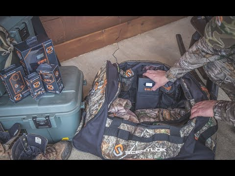 The NEW Scent Lok OZ Scent Killing Products Field Test